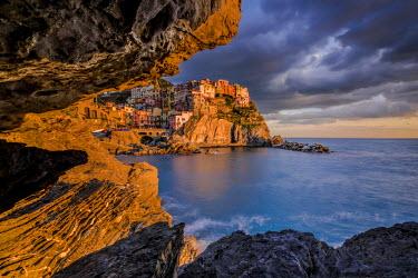 CLKCL20794 Manarola, Cinque Terre, Liguria, Italy