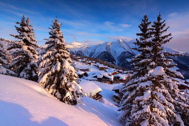 Bettmeralp, canton of Valais, Switzerland