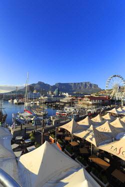 SA01188 South Africa, Western Cape, Cape Town, V&A Waterfront, Victoria Wharf