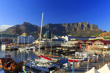 SA01189 South Africa, Western Cape, Cape Town, V&A Waterfront, Victoria Wharf