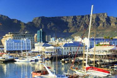 SA01191 South Africa, Western Cape, Cape Town, V&A Waterfront, Victoria Wharf