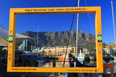 SA01195 South Africa, Western Cape, Cape Town, V&A Waterfront, Alfred Basin