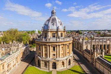 TPX54626 England, Oxfordshire, Oxford, The Radcliffe Camera Library