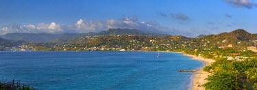 GN01023 Caribbean, Grenada, Grand Anse Bay, Grand Anse Beach