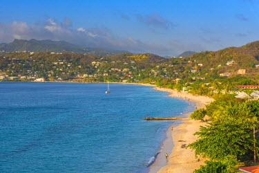 GN01024 Caribbean, Grenada, Grand Anse Bay, Grand Anse Beach