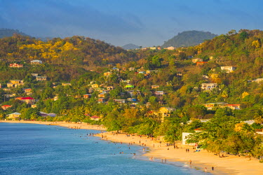 GN01025 Caribbean, Grenada, Grand Anse Bay, Grand Anse Beach