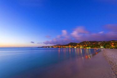 GN01029 Caribbean, Grenada, Grand Anse Bay, Grand Anse Beach