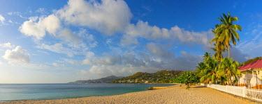 GN01030 Caribbean, Grenada, Grand Anse Bay, Grand Anse Beach