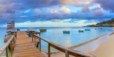 GN01031 Caribbean, Grenada, Grand Anse Bay, Grand Anse Beach