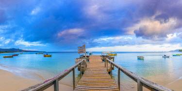GN01032 Caribbean, Grenada, Grand Anse Bay, Grand Anse Beach