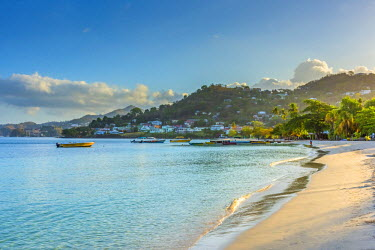 GN01034 Caribbean, Grenada, Grand Anse Bay, Grand Anse Beach