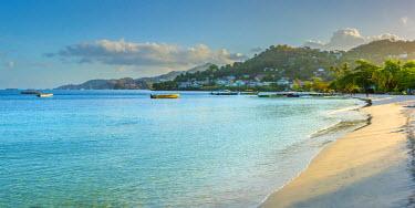GN01035 Caribbean, Grenada, Grand Anse Bay, Grand Anse Beach
