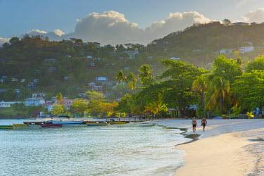 GN01036 Caribbean, Grenada, Grand Anse Bay, Grand Anse Beach