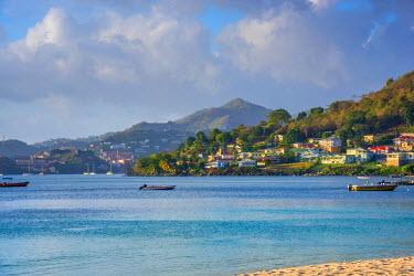 GN01037 Caribbean, Grenada, Grand Anse Bay, Grand Anse Beach