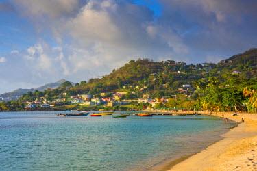 GN01040 Caribbean, Grenada, Grand Anse Bay, Grand Anse Beach