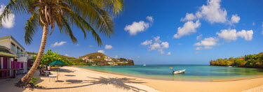 GN01049 Caribbean, Grenada, Morne Rouge Beach