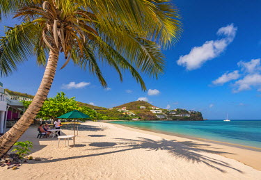 GN01050 Caribbean, Grenada, Morne Rouge Beach