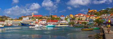 GN01061 Caribbean, Grenada, St. George's, Carenage
