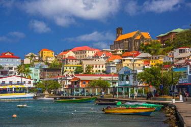 GN01062 Caribbean, Grenada, St. George's, Carenage