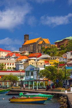 GN01063 Caribbean, Grenada, St. George's, Carenage