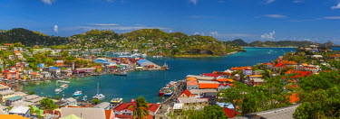 GN01065 Caribbean, Grenada, St. George's