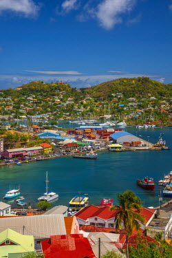 GN01069 Caribbean, Grenada, St. George's