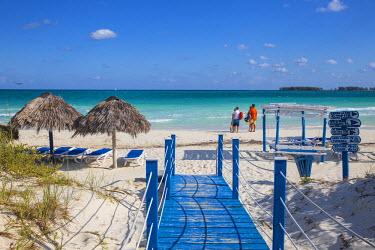 CB02473 Cuba, Jardines del Rey, Cayo Guillermo, Playa Pilar
