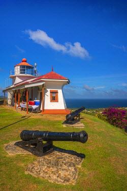 TT01059 Caribbean, Trinidad and Tobago, Tobago, Scarborough, Fort King George