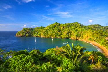 TT01063 Caribbean, Trinidad and Tobago, Tobago, Englishman's Bay, Englishman's Bay Beach