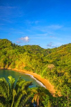 TT01064 Caribbean, Trinidad and Tobago, Tobago, Englishman's Bay, Englishman's Bay Beach