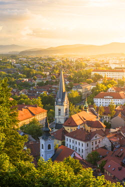 SLO1159AW Ljubljana, Slovenia, East Europe.