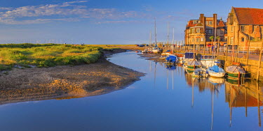 UK07824 UK, England, Norfolk, North Norfolk, Blakeney, The Quay