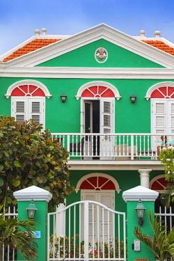 CC01117 Curacao, Willemstad, Pietermaai, Boutique hotel