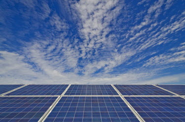 IBLFBD02361293 Photovoltaic power plant, Nentmannsdorf, Saxony, Germany