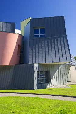 IBLDJS02390285 Vitra administrative building, by architect Frank O. Gehry, Basel, Switzerland