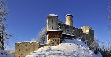 IBLHAN01492496 Araburg Castle, Lower Austria, Austria