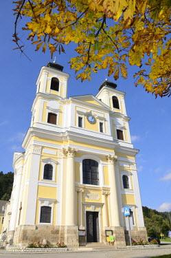 IBLHAN01787954 Pilgrimage Church of Hafnerberg, Triestingtal, Lower Austria, Austria