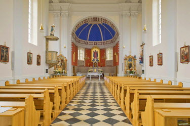 IBLHAN01847555 Pilgrimg Church of Our Lady of the Snows, Kaltenberg, Bucklige Welt, Lower Austria, Austria