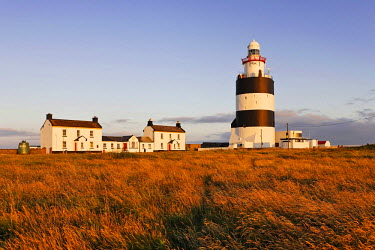 IBLCGH00157554 Hook Head lighthouse, County Wexford, Ireland