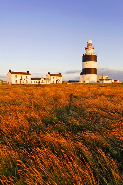 IBLCGH00157555 Hook Head lighthouse, County Wexford, Ireland
