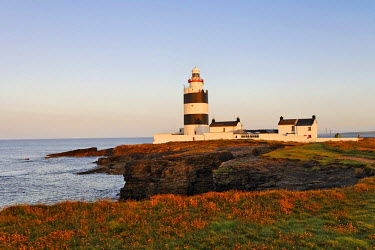 IBLCGH00157559 Hook Head lighthouse, County Wexford, Ireland