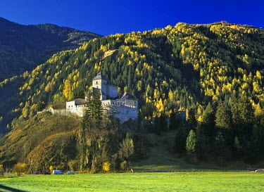 IBLCGH00182228 Castle Reifenstein, Sterzing, South Tyrol, Italy