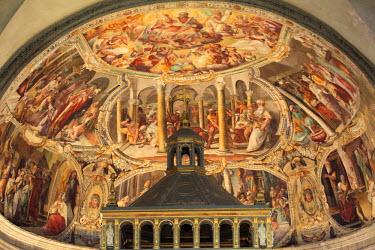 IBLDOB01622055 Church San Pietro in Vincoli, Rome, Italy, Europa