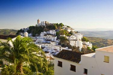 IBLDJS01703152 Casares, near Estepona, Costa del Sol, Andalusia, Spain