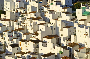 IBLDJS01703155 Casares, near Estepona, Costa del Sol, Andalusia, Spain
