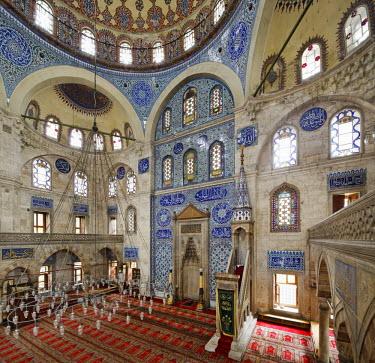IBLMAN02420659 Sokollu Mehmet Pasha Mosque, Sultanahmet historic district, Istanbul, Turkey