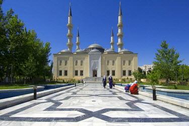 IBLGAB01111243 Ertogrul Gazi Mosque, Ashgabat, Turkmenistan