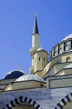 IBLGAB01111247 Ertogrul Gazi Mosque, Ashgabat, Turkmenistan