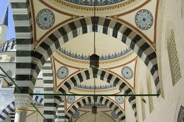 IBLGAB01111249 Ertogrul Gazi Mosque, Ashgabat, Turkmenistan