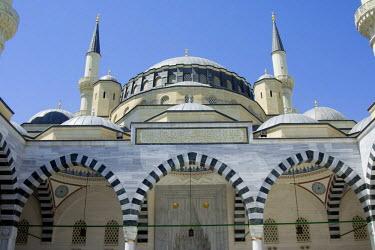 IBLGAB01111251 Ertogrul Gazi Mosque, Ashgabat, Turkmenistan